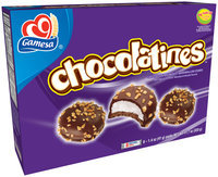 Gamesa Chocolatines Marshmallow Cookies 8-1.4 oz. Packs