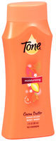 Tone® Cocoa Butter Mango Splash Moisturizing Body Wash 3 fl. oz. Bottle