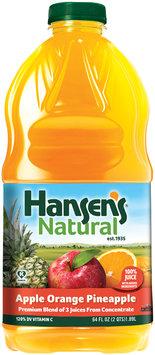 Hansen's® Natural Orange Pineapple 100% Juice 64 fl. oz. Bottle