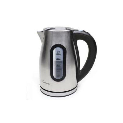 Capresso H2O Pro Programmable Water Kettle - Brushed SS