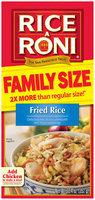 RICE-A-RONI Fried Rice Family Size Rice Mix 12.4 Oz Box