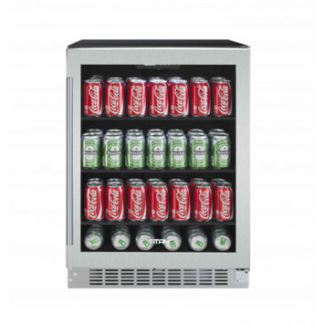 Titan Products, Llc 142 Can Built-In Beverage Cooler