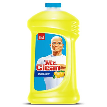 Mr. Clean Antibacterial Cleaner with Summer Citrus