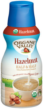 Organic Valley® Hazelnut Half & Half 16 fl. oz. Carton