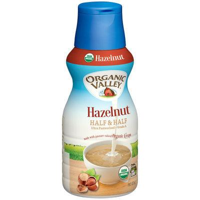 Organic Valley® Hazelnut Half & Half 16 fl. oz. Carton