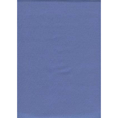 SheetWorld Fitted Cradle Sheet - Flannel - Denim Blue - 18 x 36 - Made In USA