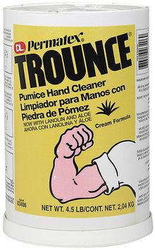 Dl® Permatex® Trounce® 03406 Cream Hand Cleaner 4.5 Lb Plastic Tub