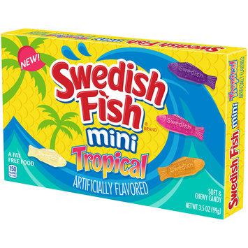Swedish Fish® Mini Tropical Candy