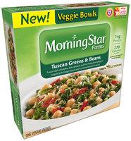 MorningStar Farms® Tuscan Greens & Beans Veggie Bowls 8.5 oz. Box