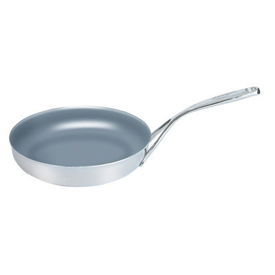 Demeyere Stainless Steel Fry Pans with Thermolon Nonstick Coating