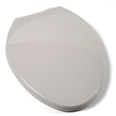 Comfort Seats Deluxe Plastic Elongated Contemporary Toilet Seat