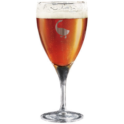 Goose Island Beer Co.® Madame Rose Belgian Style Wild Ale Glass