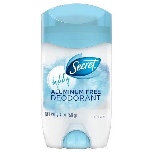 Secret® Daylily Aluminum Free Deodorant