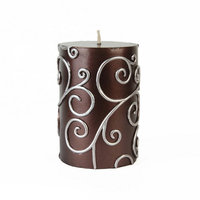 Zest Candle CPS-005-12 3 x 4 i