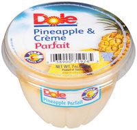 Dole® Pineapple & Creme Parfait 7 oz. Cup