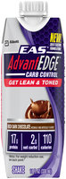EAS Advantedge Rich Dark Chocolate  Carb Control Shake 11 Fl Oz Carton