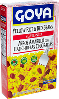 Goya® Yellow Rice and Red Beans