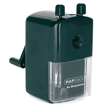 Rapesco RAPR94000B2 8-11.75mm. Desktop Pencil Sharpener