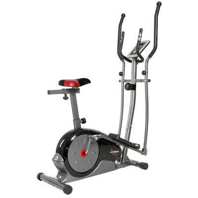Body Flex Deluxe Stride 2in1 Elliptical & Bike