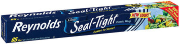 Reynolds® Seal-Tight Plastic Wrap