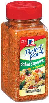 McCormick® Perfect Pinch® Salad Supreme Seasoning 11.5 oz Shaker