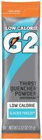 Gatorade® G2® G Series® Perform Glacier Freeze Low Calorie Sports Drink Powder .52 oz. Pouch