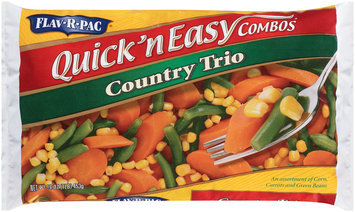 Flav-R-Pac® Quick 'n Easy Combos® Country Trio 16 oz. Bag
