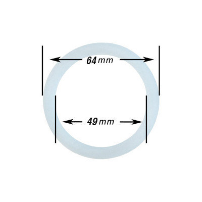 Cuisinox 3 Cup Silicone Gasket for Aluminum Espresso Maker Size: 3 Cups