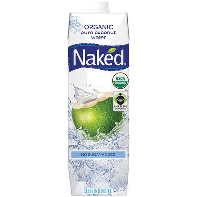 Naked®Organic Pure Coconut Water