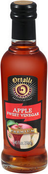 Ortalli Apple Sweet Vinegar 8.45 fl. oz. Bottle