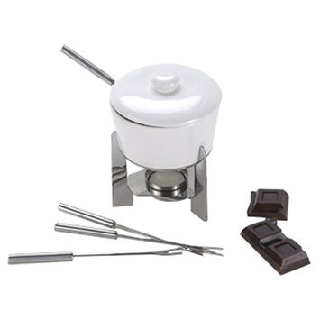 Paderno World Cuisine 42415-09 Chocolate Fondue Set