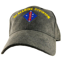 Motorhead Products Division Cap Branch: 1st Marine