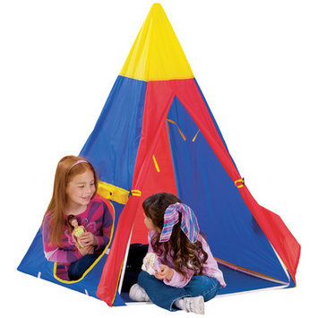 Pacific Play Tents 30601 Tee-Pee Playhouse