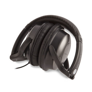 Bti Battery Symtek Comfortunes Nc9 Noise Cancelling Stereo Headphones - Stereo - Wired - 20 Hz 20 Khz - Over-the-head - Binaural - Circumaural - 3.94 Ft Cable (ctnc900)