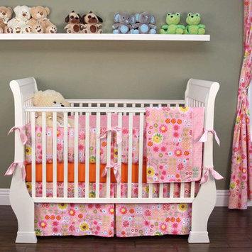 My Blankee Daisy Dance 6 Piece Crib Bedding Set