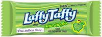 LAFFY TAFFY Sour Apple Candy 145 Pieces 3.08 lb. Tub