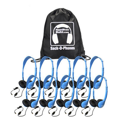 Hamilton Sack-O-Phone Foam Ear Cushion Personal Headset SOP-MS2AMV
