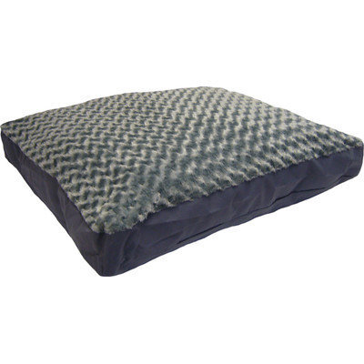 Zoey Tails Reina Pet Bed Size: Large (36