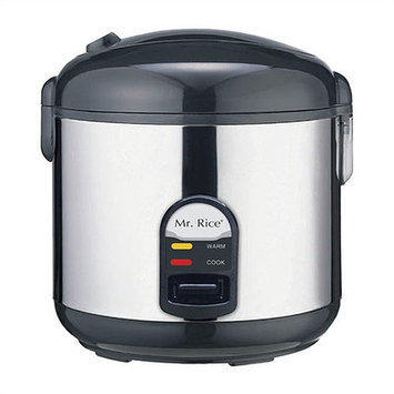 Sunpentown Stainless Steel 10 Cup Rice Cooker SC-1812S