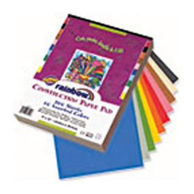 Pacon Creative Products Pacon Corporation Economy Construction Paper, 12