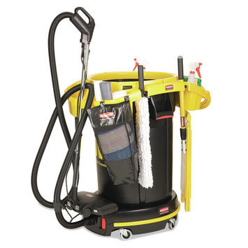 Premier Mounts DVAC 1-Pass Cleaning Solution Vacuum