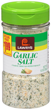 Lawry's® Garlic Salt 9.3 oz. Shaker