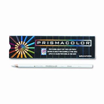 SANFORD 3365 Premier Colored Pencil White Lead/barrel Dozen