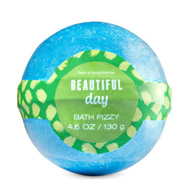 Bath & Body Works Signature Collection BEAUTIFUL DAY Bath Fizzy