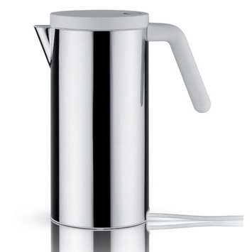 Alessi Electric Water Kettle Color: White