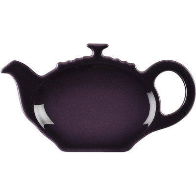 Le Creuset Tea Bag Holder Color: Cherry