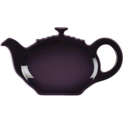 Le Creuset Tea Bag Holder Color: Cherry
