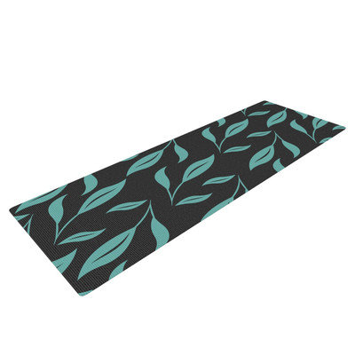 Kess Inhouse Unnamed by Louise Yoga Mat