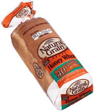 natural grain™ honey wheat bread