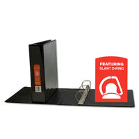 Bazic Slant-D Ring View Binder